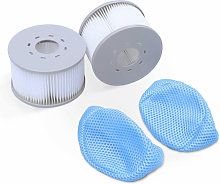 Alice's Garden - Pack of two hot tub filters