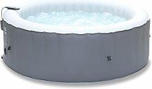 Alice's Garden - Round inflatable hot tub MSPA