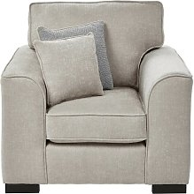 Alicea Armchair Brambly Cottage Upholstery: Taupe