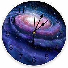 alicefen Blue Purple Universe Starry Sky Spiral
