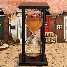 Aliciashouse 60 Minutes Wooden Frame Sandglass