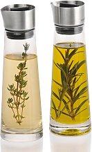 Alinjo Oil and Vinegar Set Blomus
