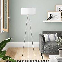 Alisa 152cm Tripod Floor Lamp Zipcode Design