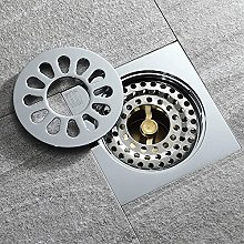 All-Copper Flower-Shaped Washer, Anti-Odor,