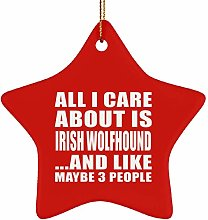 All I Care About Is Irish Wolfhound - Star