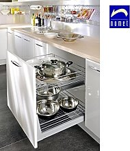 All Sizes Self Soft Close, Pull Out Kitchen