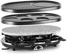 All-U-Can-Grill Raclette 4-in-1 Pancakes Crêpes