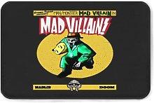 Allcaps Madvillain Hip Hop Kids Rugs for Bedroom