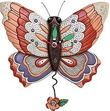 Allen Designs Butterfly Clock