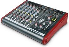 Allen & Heath - ZED-10FX 4 x mono, 2 x stereo,