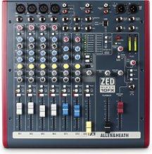 Allen & Heath - ZED60-10FX Compact USB Mixer