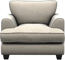 Allendale Armchair Three Posts Upholstery Colour: