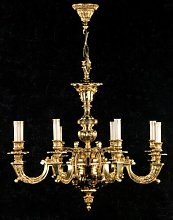 Alleyne 8 Light Candle Chandelier Astoria Grand