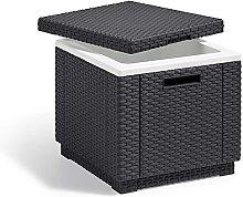 Allibert Ice Cube Cooler Graphite 213828