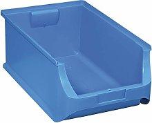 Allit 456216 Size 5 Storage Bin, Blue, 500 x 310 x