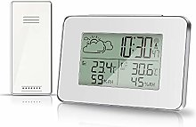 ALLOMN Wireless Weather Station, Multifunctional
