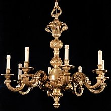 Alloway 8 Light Candle Chandelier Astoria Grand