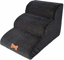 Allowevt Dog Stairs Ladder Pet Stairs Step Sofa