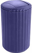 Allstar Swing Top Bin Polypropylene Purple