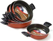 Alluflon Zecchino Frying Pan Non-Stick Diameter 24