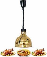 Allwin 250mm Food Warmer Lamp Food Heat Lamp