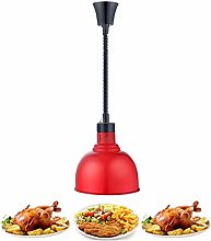 Allwin Commercial Heat Lamp Food Warmer Light with