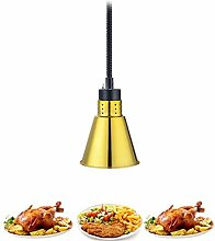 Allwin Food Heat Preservation Lamp with 18cm Large