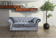 Ally 2 Seater Chesterfield Sofa Willa Arlo