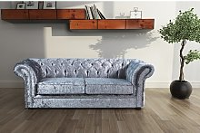 Ally 3 Seater Chesterfield Sofa Willa Arlo