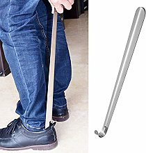 Almabner Long Shoe Horn Stainless Steel Lifter Aid