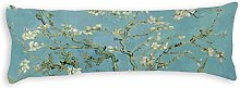Almond Blossoms By Vincent Van Gogh Fine Art Body