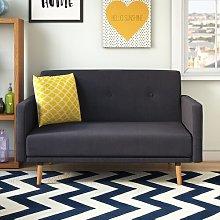 Almond Creek 2 Seater Sofa Zipcode Design