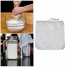 Almond Milk Mesh Bags Food Grade Filter Bag Cotton