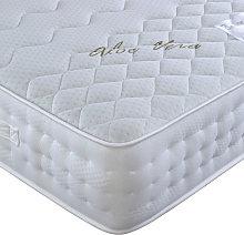 Aloe Vera Pocket Sprung Memory Foam Mattress Small
