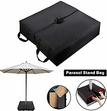 KLOP256 Umbrella Base Stand Umbrella Sandbag Heavy Duty Outdoor Beach Round Patio Umbrella Base Weight