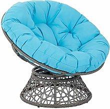 alogca Swing Hanging Basket Seat Cushion, Thick