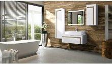 Aloha 3-Piece Bathroom Furniture Set Vladon Body