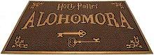 Alohomora Rubber Door Mat (One Size) (Brown) -