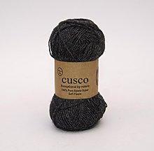 Alpaca Select CUSCO Fine 4ply Knitting wool yarn