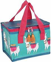 Alpaca Your Lunch Llama Design Pink/Blue Orange