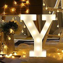 Alphabet LED Letter Lights Sign Light Up Letters