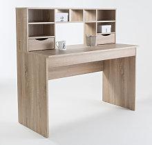 Alphason Albion Home Office Computer Desk