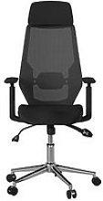 Alphason Clifton Mesh Desk Chair - Black