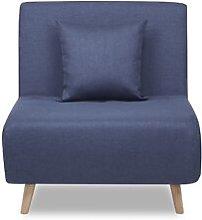 Alpine Bay Chair Bed Zipcode Design Upholstery: