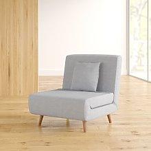 Alpine Bay Chair Bed Zipcode Design