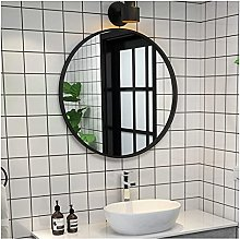 Alqn Bathroom Mirrors Wall Mounted Large | Round
