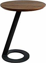 Alqn Coffee Tables Living Room Round Sofa Side
