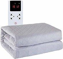 Alqn Electric Blanket,Mute Safety Thicken Flannel
