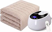 Alqn Heated Plumbing Electric Blanket, Safety