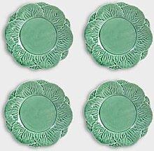Alresford Linen Company - Set of 4 Floral Plates
